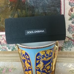 DOLCE & GABBANA Hard Sunglasses Case